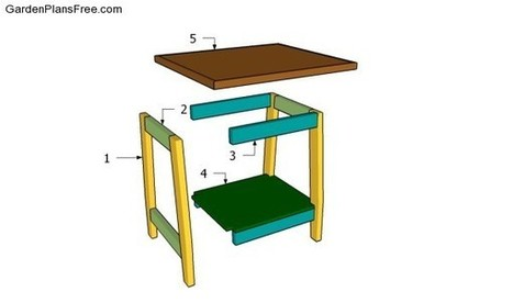 Tool Stand Plans   Free Garden Plans - How to build garden projects   Garden Plans   Scoop.it