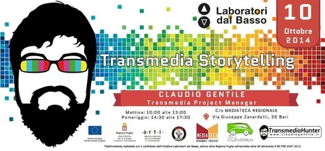 Focus on: Transmedia Storytelling « Transmedia Hunter | Cross-media & Transmedia | Scoop.it