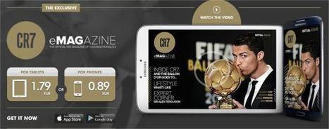 Cristiano Ronaldo amplifie son personal branding | Sport Digital | Scoop.it