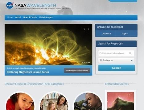 NASA presenta un nuevo portal educativo | Redes 3D. Posibilidades didacticas de los metaversos | Scoop.it