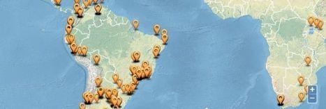 Mapas reúnem práticas educacionais inovadoras de todo o mundo   Education On   Scoop.it