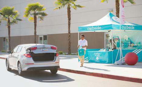 [Start-up Concept] Curbside, un drive itinérant pour les achats sur mobile | Startups, VC, cool stuff | Scoop.it