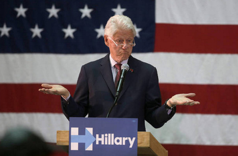 Bill Clinton: I Sometimes Feel Like I'm Totally Useless | Conservative Politics | Scoop.it