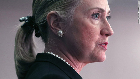 Report: Clinton compares Putin's Ukraine moves to Hitler and Nazi Germany | Politics | Scoop.it