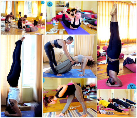"""Yoga"" A Way of Life | Yoga School Rishikesh India | Scoop.it"