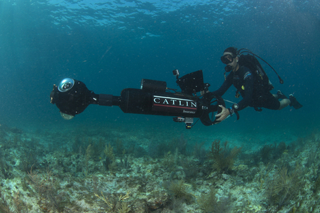 'Street view'-type mapping goes underwater; images to go public on Google - San Jose Mercury News | Undersea Exploration | Scoop.it