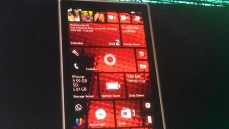 Two new Lumias and a high-end HTC device are rumored to round out the Windows Phone lineup | Technological Sparks | Scoop.it