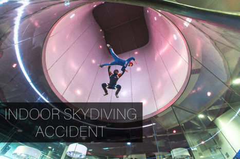 Woman Injured at Indoor Skydiving Facility in Mission Valley   California Personal Injury   Scoop.it