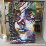 Cool, Contemporary Spray Paint...   Graffiti Art Studio   Scoop.it
