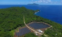 South Pacific island ditches fossil fuels to run entirely on solar power | Sustain Our Earth | Scoop.it