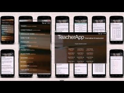 Ingles- Gramatica & Fonetica - Applications Android sur GooglePlay   Redes Sociales y la Educación   Scoop.it
