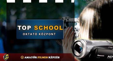 Digitális videó tanfolyam: filmkészítés, kamerakezelés | Top School Oktató Központ | Scoop.it