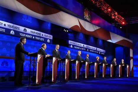 For the Record's week in politics: Debate-a-palooza - USA TODAY | American Politics | Scoop.it