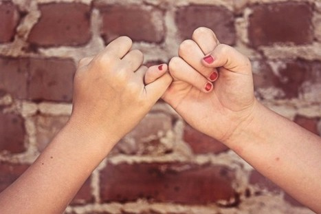 The Importance Of Friends And The Difficulty Keeping Them | Cuppa | Scoop.it