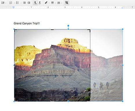 Cómo cortar, rotar y añadir bordes a tus imágenes en Google Docs - tuexperto.com | Creatividad y Fotografía | Scoop.it