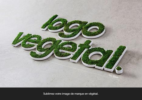 Sublimez votre image de marque avec Logo Végétal - Wisibility   innovation jardin   Scoop.it