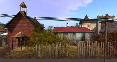 Sconset Village, Bay City - Sconse - second life | Second Life Destinations | Scoop.it