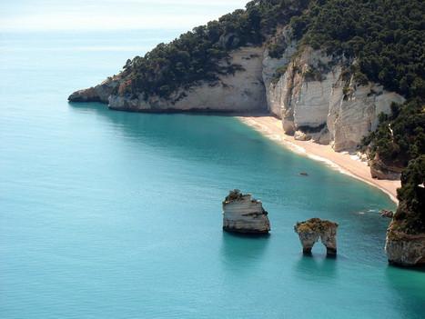 #Best #beaches in #Europe 2015 - #11. Porto Katsiki beach in Greece | travelling 2 Greece | Scoop.it