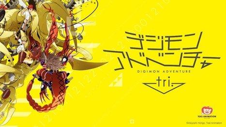 Crunchyroll estrena este viernes Digimon Adventure tri. Parte 3: Confesión | Noticias Anime [es] | Scoop.it
