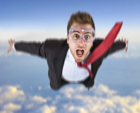 How Falling 15,000 ft. Changed My Instructional Design Perspective - eLearning Brothers