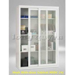 Tủ sắt cánh lưới cửa trượt MSDC tủ lưu trữ đa năng | Giá kệ & Nội thất Long Quyền | Scoop.it