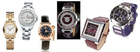 Spring Summer 2013 Women's Fashion Watches Trends | Love ... | women's fashion watches | Scoop.it