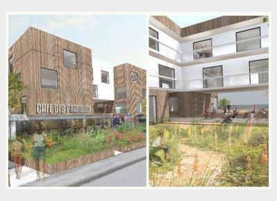 Projet d'habitat participatif aux Chaprais : un jardin partagé, 15 ... - MaCommune.info | Habitat participatif | Scoop.it