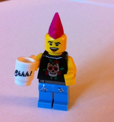 Lego Librarians Tackle Common Stereotypes – Flavorwire | Academic Libraries | Scoop.it