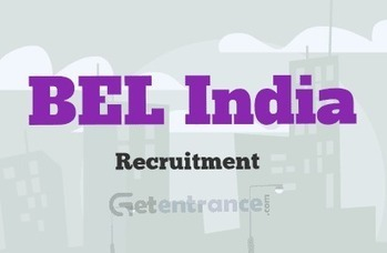 BEL India Recruitment 2016 | Entrance Exams and Admissions in India | Scoop.it