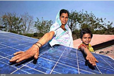 L'Inde, nouvel eldorado pour l'énergie solaire   Le groupe EDF   Scoop.it