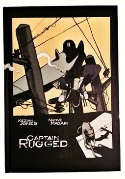 "BD : ""Captain Rugged"" de Keziah Jones et Native Maqari | CaféAnimé | Scoop.it"