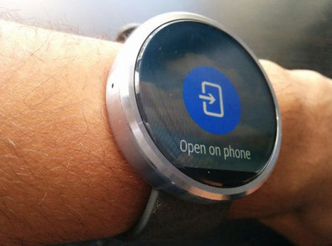 Smartwatch UX Design - The Top Considerations | UXploration | Scoop.it