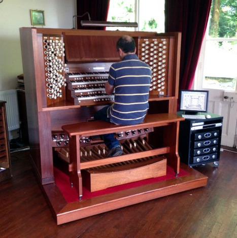 Romsey OrganWorks   MyTube   Scoop.it