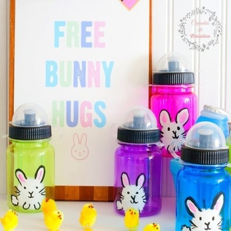 7 Easy Easter Crafts to Do With Your Kids - Huffington Post | Arts & Crafts | Scoop.it