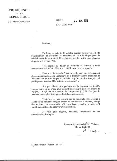 Prisme1418: La reconstitution de la tragique histoire de Pierre Mestre, du 28e Bataillon de Chasseurs à Pied | Rhit Genealogie | Scoop.it