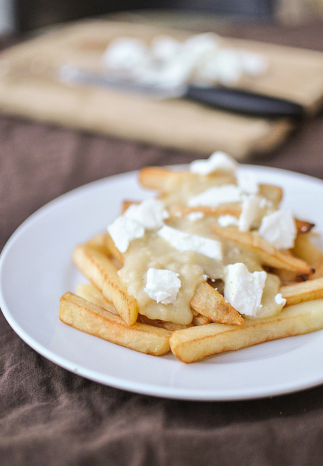 Post image for Quick Vegetarian Poutine Fries - Food Recipes HQ | Food Pics | Scoop.it