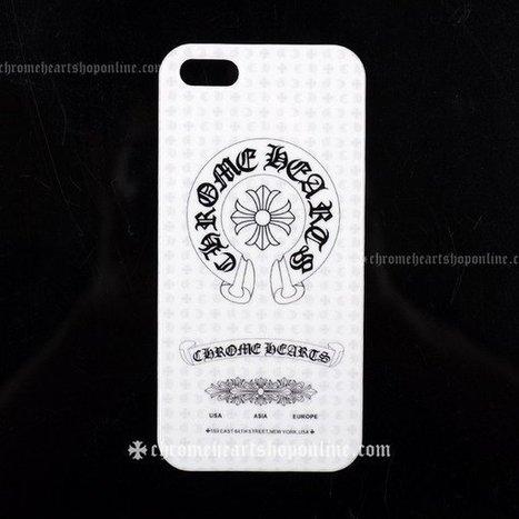 Chrome Hearts CH Horshoes Printd White Case for Iphone 5 [Chrome Hearts Case Iphone] - $99.00 : Chrome Hearts Sale | Chrome Hearts Shop Online | Boutique | Scoop.it