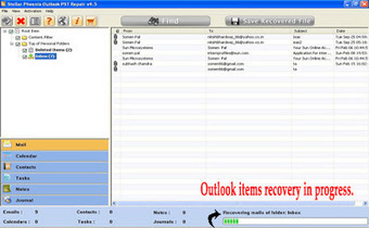 "Outlook PST Repair Sofware: How to fix ""Data error"" in Outlook in simple steps 