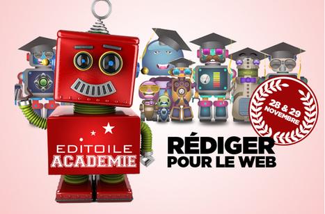 """Formation """"Rédiger pour le Web"""" 28-29 novembre 2013 à Bordeaux   Editoile   #Security #InfoSec #CyberSecurity #Sécurité #CyberSécurité #CyberDefence & #DevOps #DevSecOps   Scoop.it"""