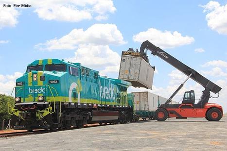 Brasil | Brado inicia o transporte de soja em contêineres no Rio Grande do Sul | Notícias-Ferroviárias Português | Scoop.it