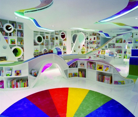 The Most Playful Libraries in the World #design | Edition en ligne & Diffusion | Scoop.it