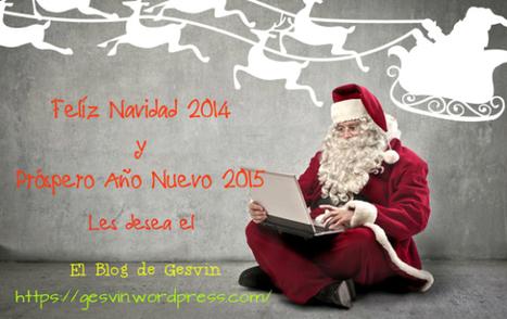 Felíz Navidad 2014 y Próspero Año Nuevo 2015!!!   Educación con Innovación   Scoop.it