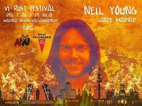 #nynoticias: RRR: Rivas Rust RADIO (Programa 2) | En la Playa de Neil (Young) | Scoop.it