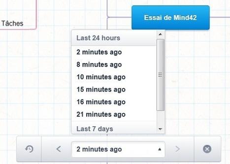 Mind42 : du mindmapping collaboratif gratuit et en temps réel | François MAGNAN  Formateur Consultant | Scoop.it