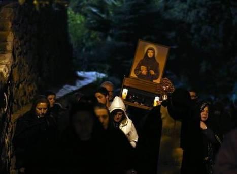 Au Liban, chaque 10 du mois, on célèbre Sainte Rafqa : les images | Observatoire Mémoire et Patrimoine au Liban et en Syrie | Scoop.it