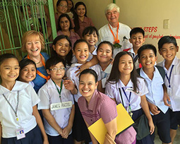 Teaching and touching the future | Rotary News and Ideas | Scoop.it