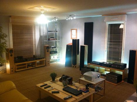 Pascal Louvet Audio Store, nouvel auditorium Hi-Fi à Castres sur Gironde | ON-TopAudio | Scoop.it