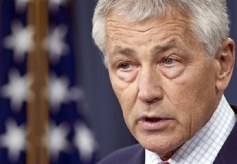 Chuck Hagel begins knifing the Pentagon ...at a time when the US is vulnerable to terrorism and NK | Littlebytesnews Current Events | Scoop.it