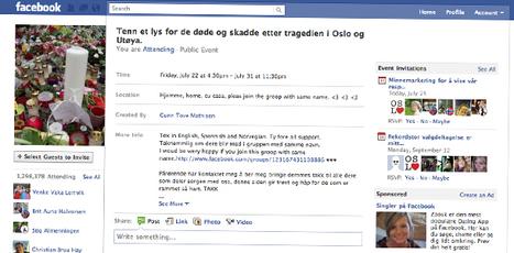 Sosiale medier som sorgarbeid - PR-operatørene   Sosial på norsk   Scoop.it