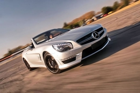Mercedes-Benz SL63 AMG V8 Biturbo 2013 - Medio Tiempo.com | DreamerOnWheels | Scoop.it